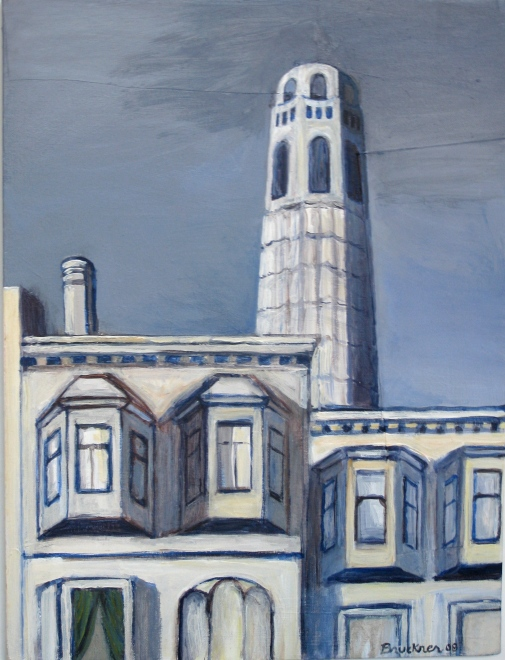 San Francisco Views #1, Bruckner c.2008