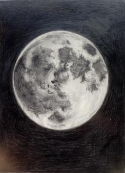 AirBubble, full moon #1_ Bruckner 2016