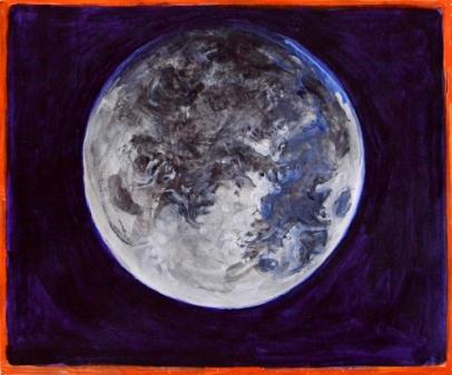Lunar Eclipse #6 Bruckner 2014