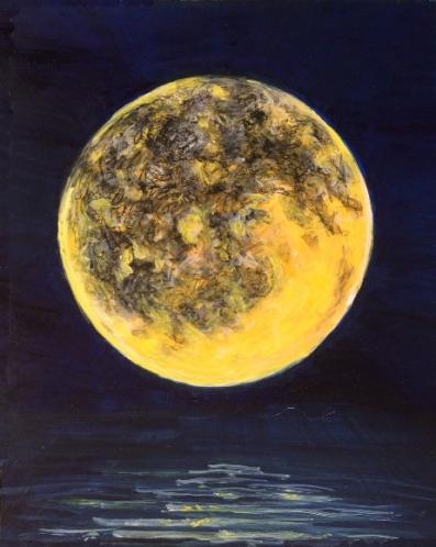 Lunar Eclipse #8 Bruckner 2014