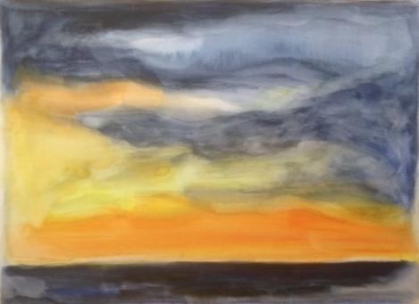 Sky & sea 12Apr2019