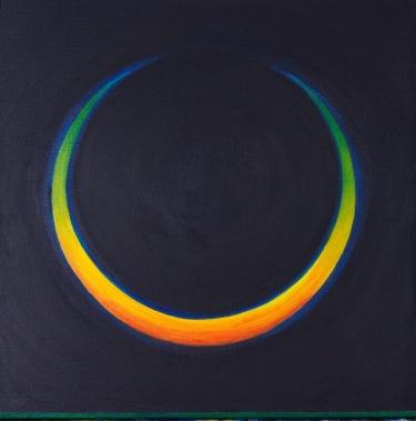 Solar eclipse #12 Bruckner 2019