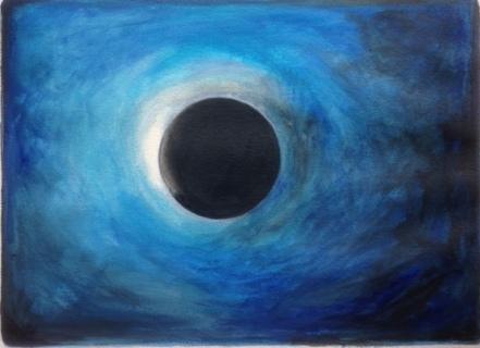 Solar sclipse 21 July 2019 Bruckner